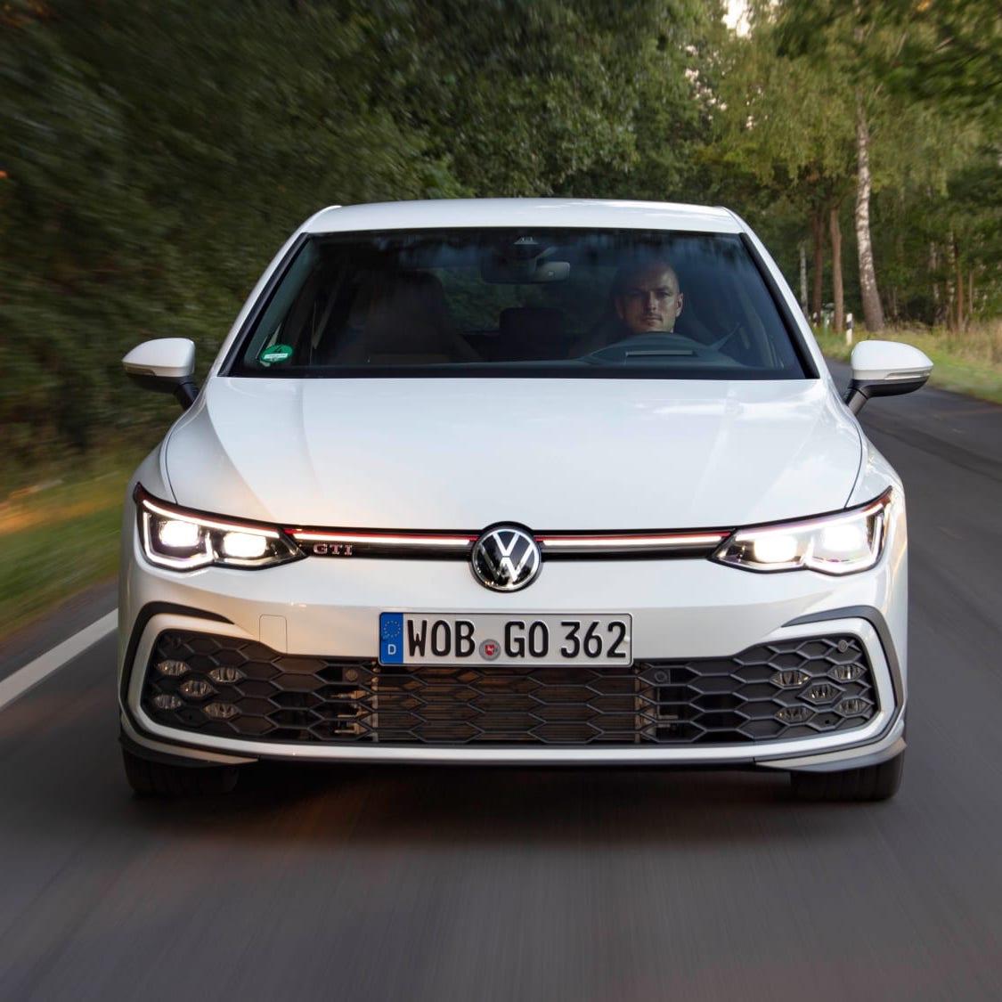 [Gewerbeleasing] VW Golf GTI (245 PS) mtl. 159€ + 799€ ÜF (eff. mtl. 192,29€), LF 0,49, GF 0,59, 24 Monate, konfigurierbar