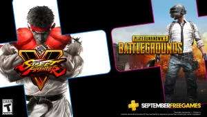 (PS Plus September) Street Fighter V & PUBG: PlayerUnknown's Battlegrounds (PS4)