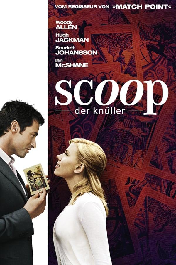Weitere Filme bei ServusTV u.a. Scoop von Woody Allen mit Scarlett Johansson