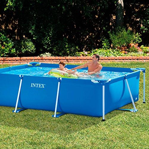 Prime: Intex Rectangular Frame Pool -Aufstellpool - 300 x 200 x 75 cm
