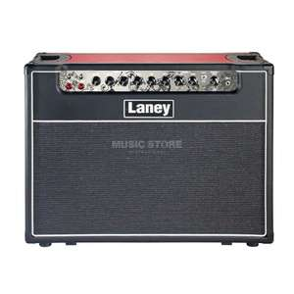 LaneyGHR50-212 Combo 50W AMP Röhren Verstärker Gitarre High Gain