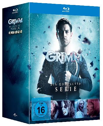Grimm - Die Komplette Serie (28 Blu-ray) (Amazon)