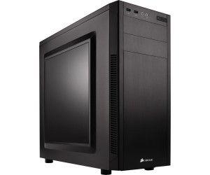 Corsair Carbide Series 100R PC-Gehäuse (Seitenfenster Mid-Tower ATX) schwarz [Amazon & NBB]