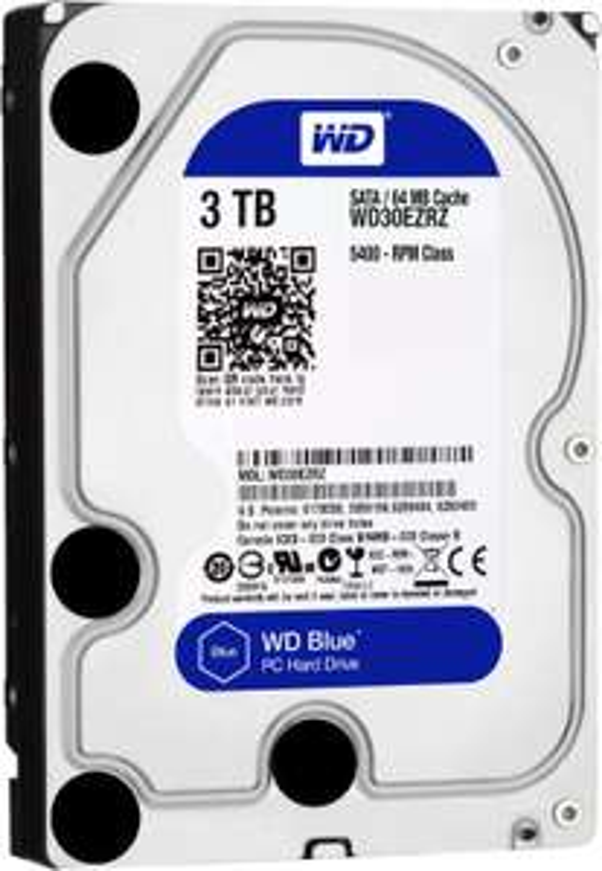 Western Digital Blue Desktop SATA 3TB (WD30EZRZ) über Rakuten bei Idealo
