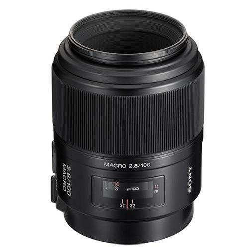 Sony 100mm f2.8 Makro (SAL-100M28) für 629,80 € @Amazon.es UPDATE: Reduziert auf 613,92 €