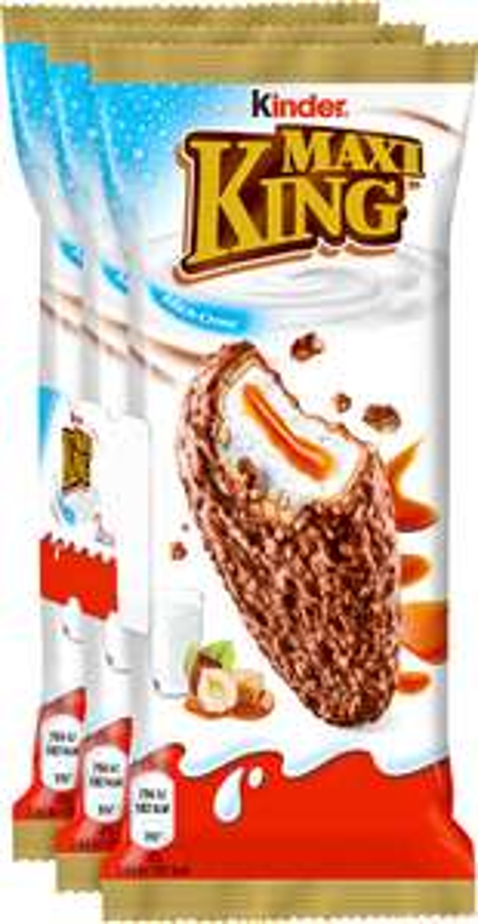 [Kaufland] Kinder Maxi King 3+1 für 0,86 ! und Reis-Fit Mikrowellen Reis 3 Packungen für 1,94 !