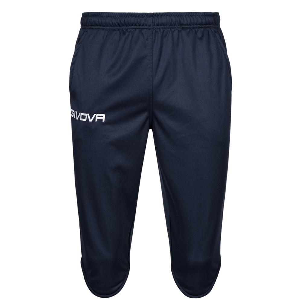 "Givova 3/4 Trainings Shorts ""One Panta Pinocchietto"" für 6,66€ + 3,95€ VSK (Größe 4XS - XXL) [SportSpar]"