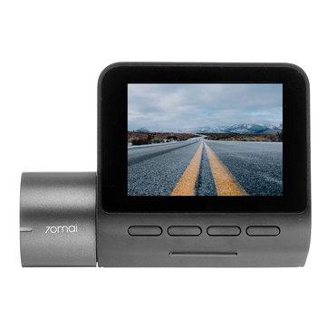 "70Mai Dashcam Pro (2592x1944, Sony IMX335, 140°, 2""-Display, microSD-Slot, Parkmodus, Erschütterungssensor, App, Sprachsteuerung)"