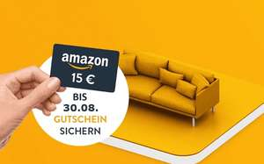 HUK24-Hausratversicherung abschließen und 15 € Amazon.de Gutschein erhalten (Kombination mit KwK möglich)