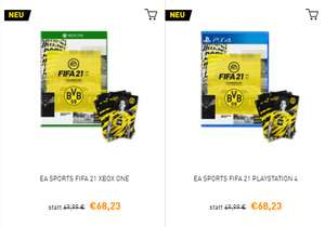 FIFA 21 BVB Edition (XBOX One und PS4)
