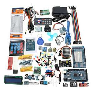 Geekcreit Mega 2560 The Most Complete Ultimate Starter Kits For Arduino Mega2560 UNOR3 Nano
