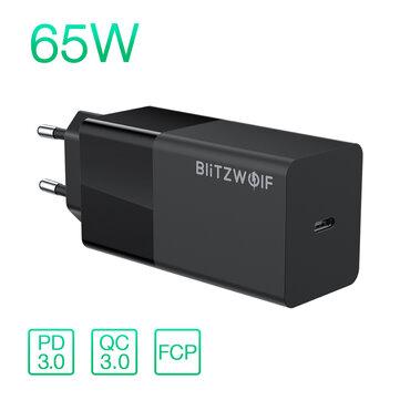 BlitzWolf® BW-S17 65W USB-C Charger
