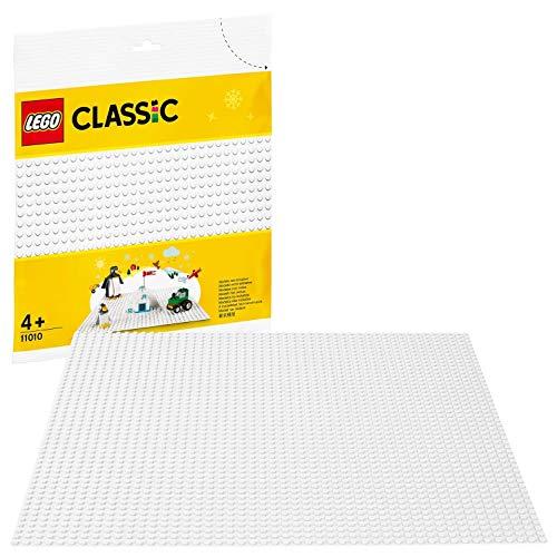 LEGO Classic - Weiße Bauplatte (11010) für 6,14€ (Amazon Prime & Saturn & Media Markt Abholung)