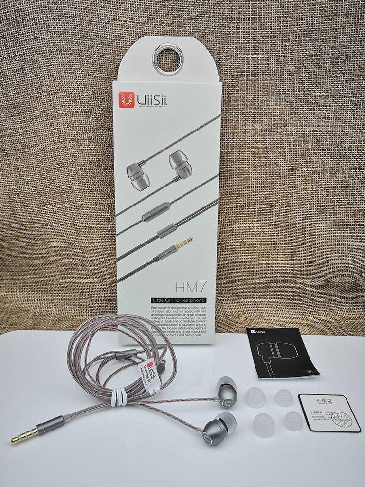 UiiSii HM7 In-Ear Kopfhörer
