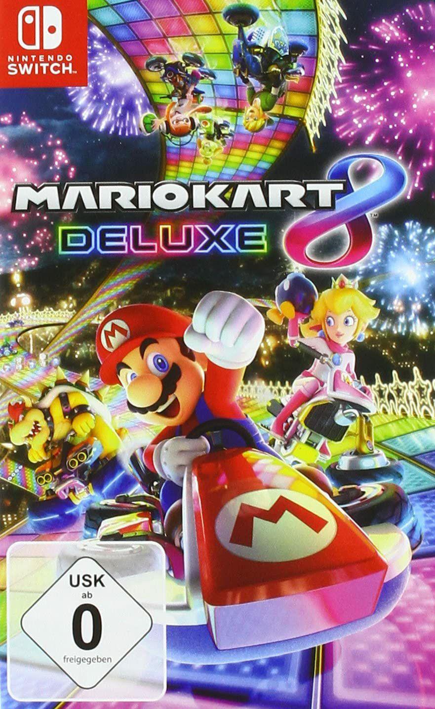 Mario Kart 8 Deluxe (Switch) für 38,79€ bei Amazon.de