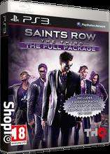 Saints Row: The Third - The Full Package (PS3) by shopto