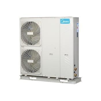 Midea 8 kW Split- Wärmepumpe selbst importieren