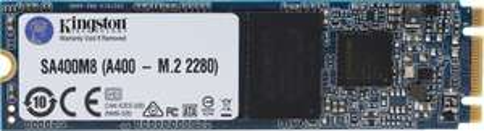 Kingston A400 SSD 240GB, M.2 2280 SATA SSD (2D-NAND TLC) SA400M8/240G) - 25,91€ | Kingston A2000 NVMe PCIe SSD 500GB, M.2 - 50,98€