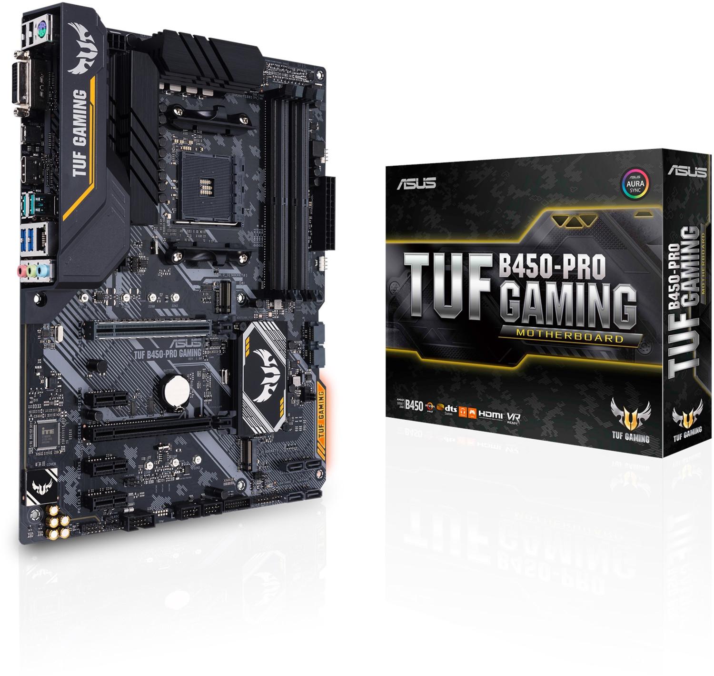 "NBB-Tagesangebote: z.B. ASUS TUF B450-Pro Gaming Mainboard (ATX, AMD B450) - 88,83€ | Samsung C24F396FHU (23.6"", FHD, VA, 60Hz) - 103,08€"