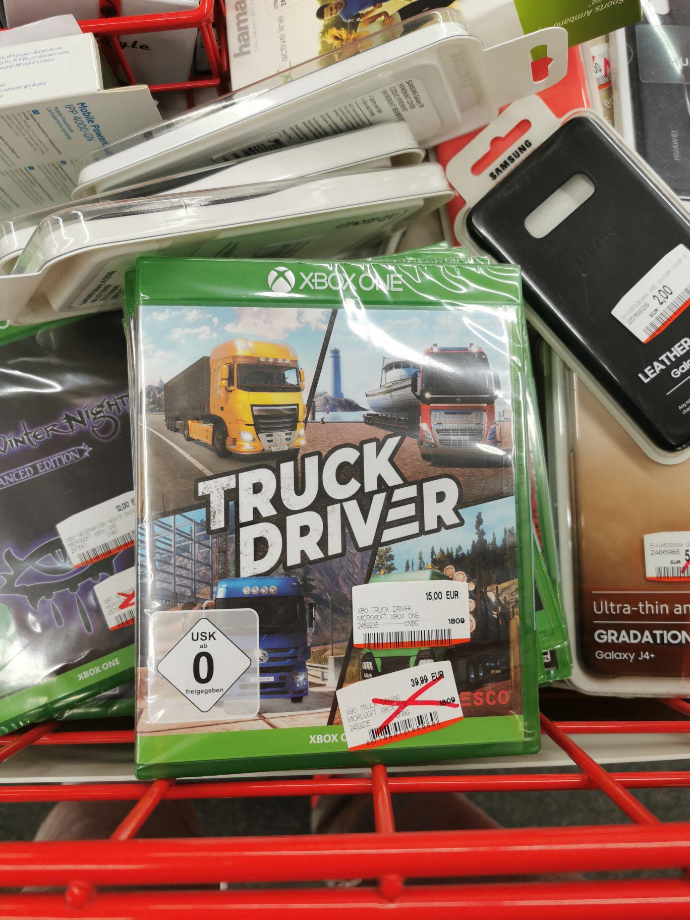 [Lokal MM Schwedt WSV] Diverse XB1 und PS4 Spiele u.a TruckDriver