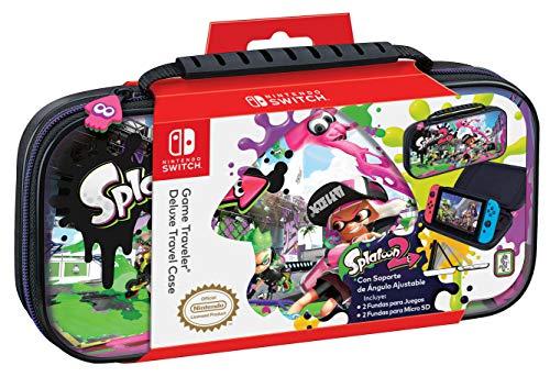 Nintendo Switch Game Traveler Deluxe Travel Case Splatoon 2 für 14,58€ (Amazon ES)