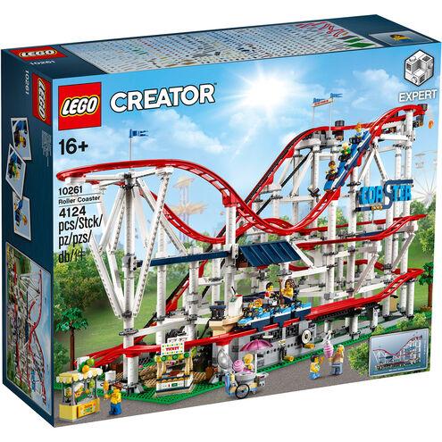 Galeria: Lego Achterbahn 10261 mit Kundenkarte und Gutschein