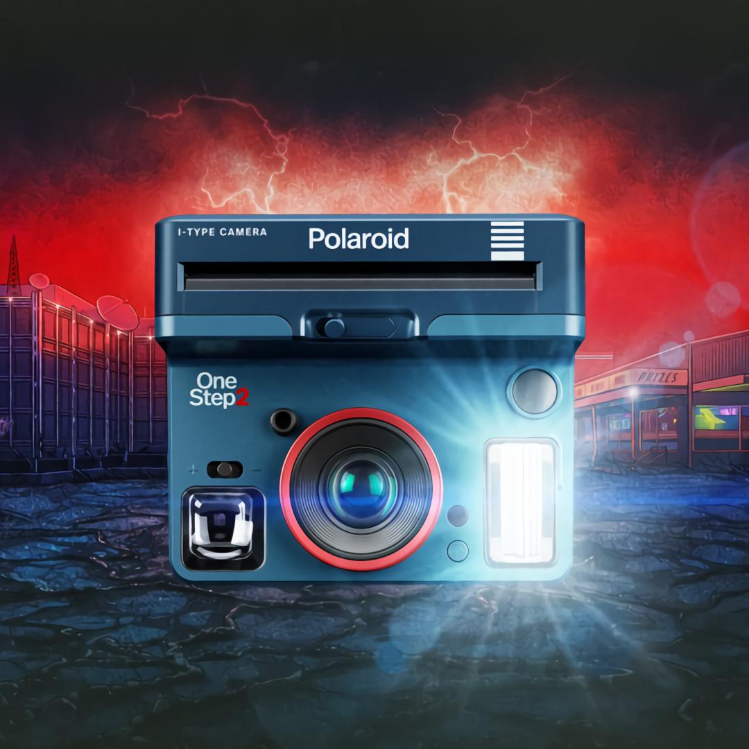 Großes Zavvi-Geburtstagswochenende mit vielen Angeboten aus allen Bereichen, z.B. Polaroid Onestep2 VF Cam 'Stranger Things' inklusive Film