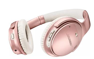 BOSE Quietcomfort 35 II, Over-ear Kopfhörer Bluetooth Rosegold (MM Delmenhorst)