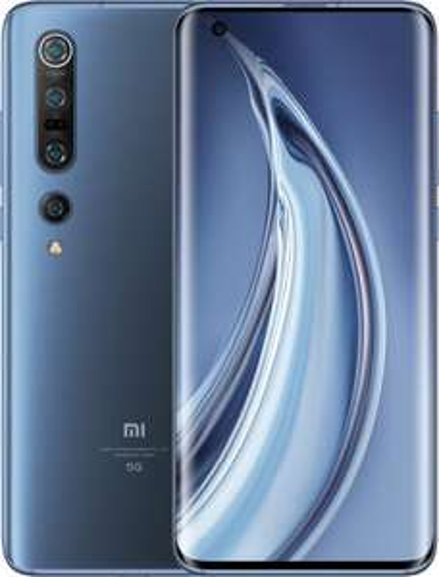 """Xiaomi Mi 10 Pro (6,67"""" FHD+ 90Hz AMOLED, 208g, SD865, 8/256GB, NFC, 4500mAh, 50W, Qi 30W, AnTuTu 596k) [V&V Amazon]"""