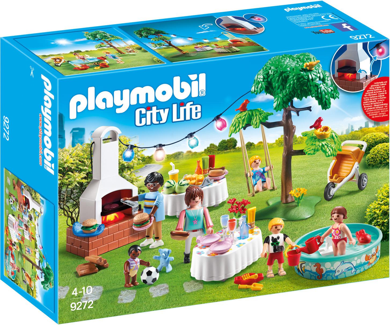Playmobil City Life - Einweihungsparty (9272) für 12,99€ (Amazon Prime & Real Abholung)