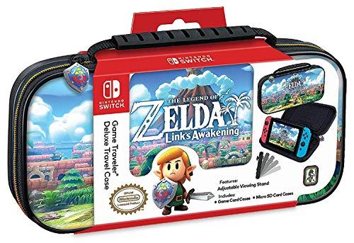Nintendo Switch Deluxe Travel Case The Legend of Zelda: Link's Awakening für 14,20€ (Amazon ES)