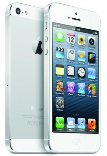 Ebay: Apple iPhone 5 16GB - Weiss NEU + Versandkosten  (ONLINE)