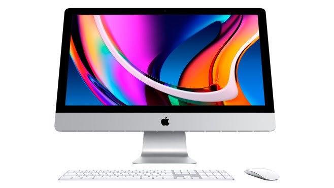 "Apple iMac 27"" Retina 5K, 6-Core i5 3,3 GHz, 8 GB RAM, 512 GB SSD, 2020"