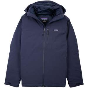(Casual Couture) Patagonia Men's Insulated Quandary Jacke Navy (M und L)