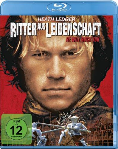 Ritter aus Leidenschaft (Blu-ray) für 4,13€ (Amazon Prime)
