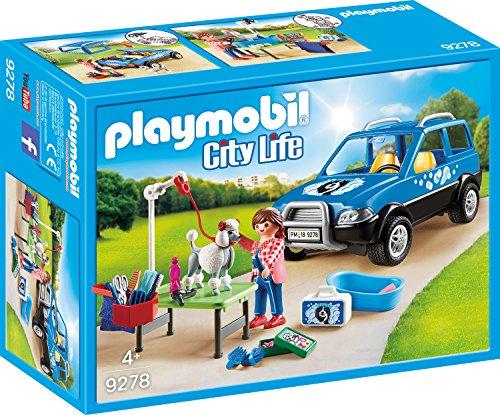 Playmobil City Life - Mobiler Hundesalon (9278) für 11,99€ (Amazon Prime & Real Abholung)