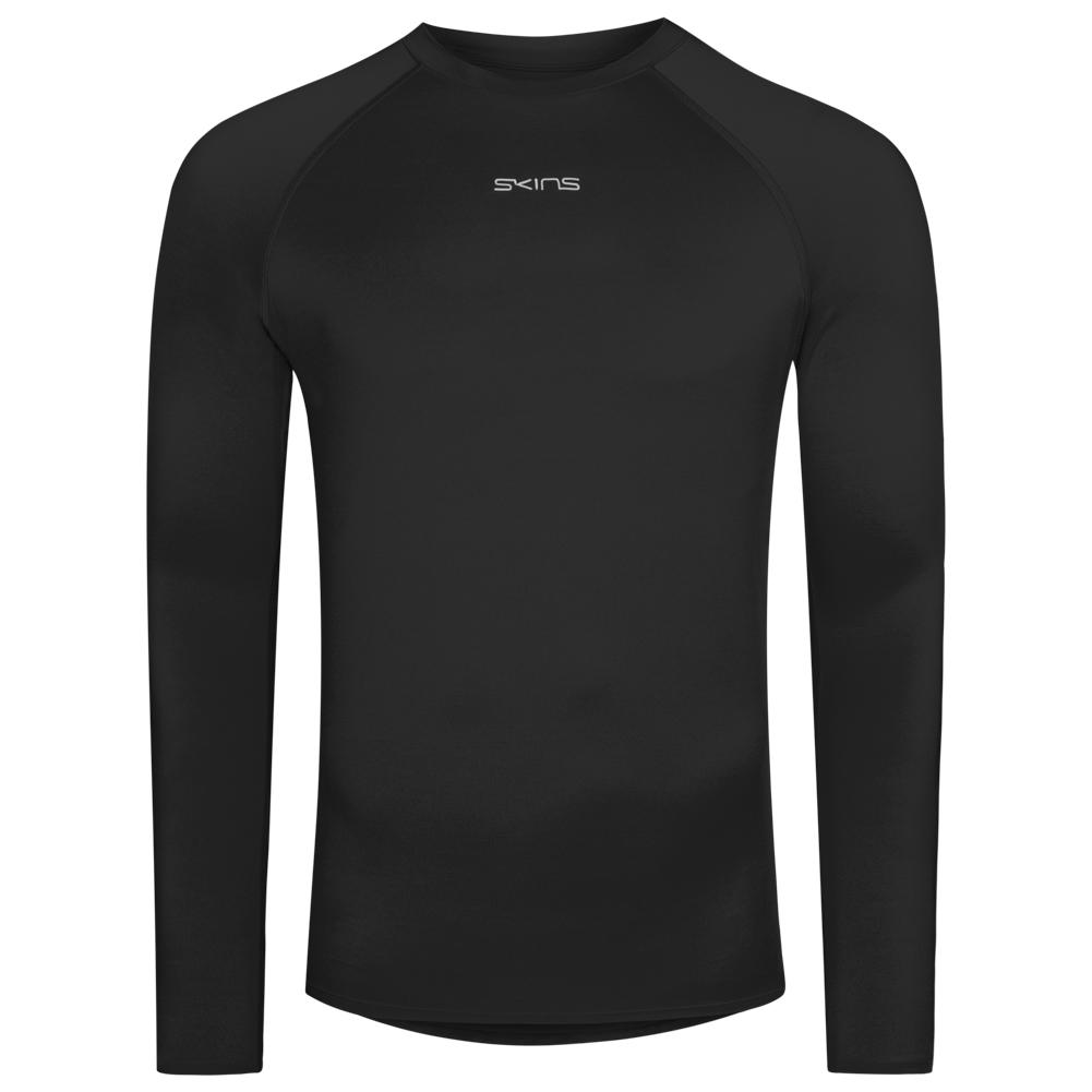 "Skins DNAmic Herren Langarm-Funktionsshirt ""Force Thermal"" für 11,11€ + 3,95€ VSK (3 Farben verfügbar, Größe S - L) [SportSpar]"