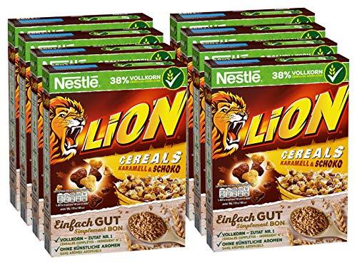 Nestlé Lion Cereals / 8er Pack (8 x 400 g)