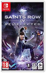 Saints Row IV: Re-Elected (Switch) für 23,21€ (Amazon FR)