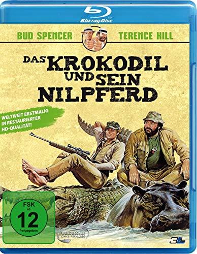 Das Krokodil und sein Nilpferd (Blu-ray) für 4,38€ (Amazon Prime)