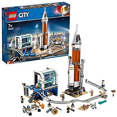 LEGO CITY Weltraumrakete mit Kontrollzentrum