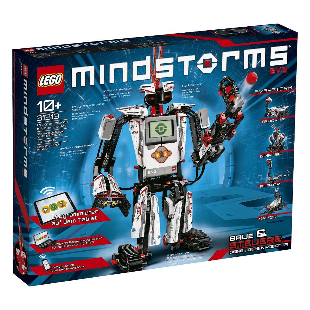 LEGO 31313 Mindstorms EV3 steuerbarer Roboter