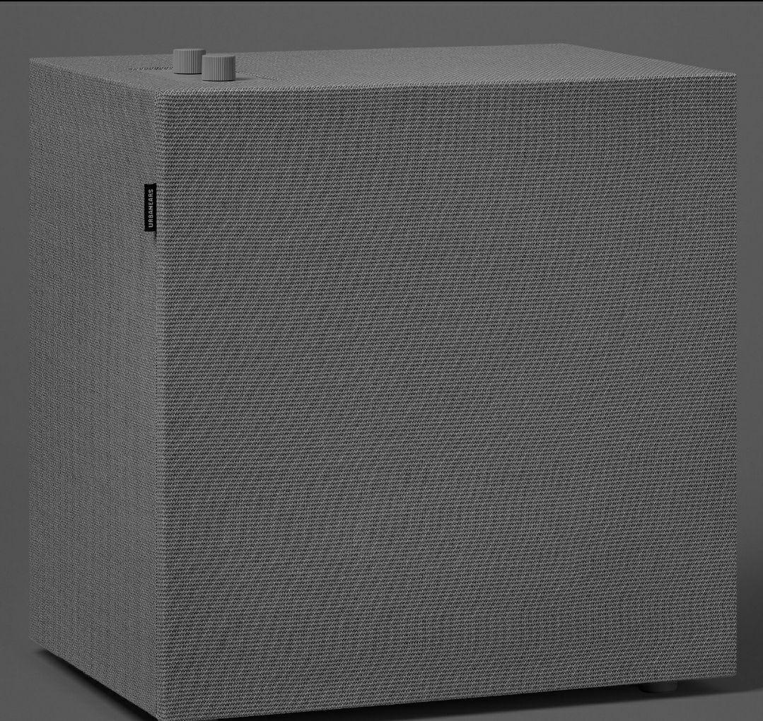 Urbanears Baggen Wireless Multi-Room Speaker - Concrete Grey