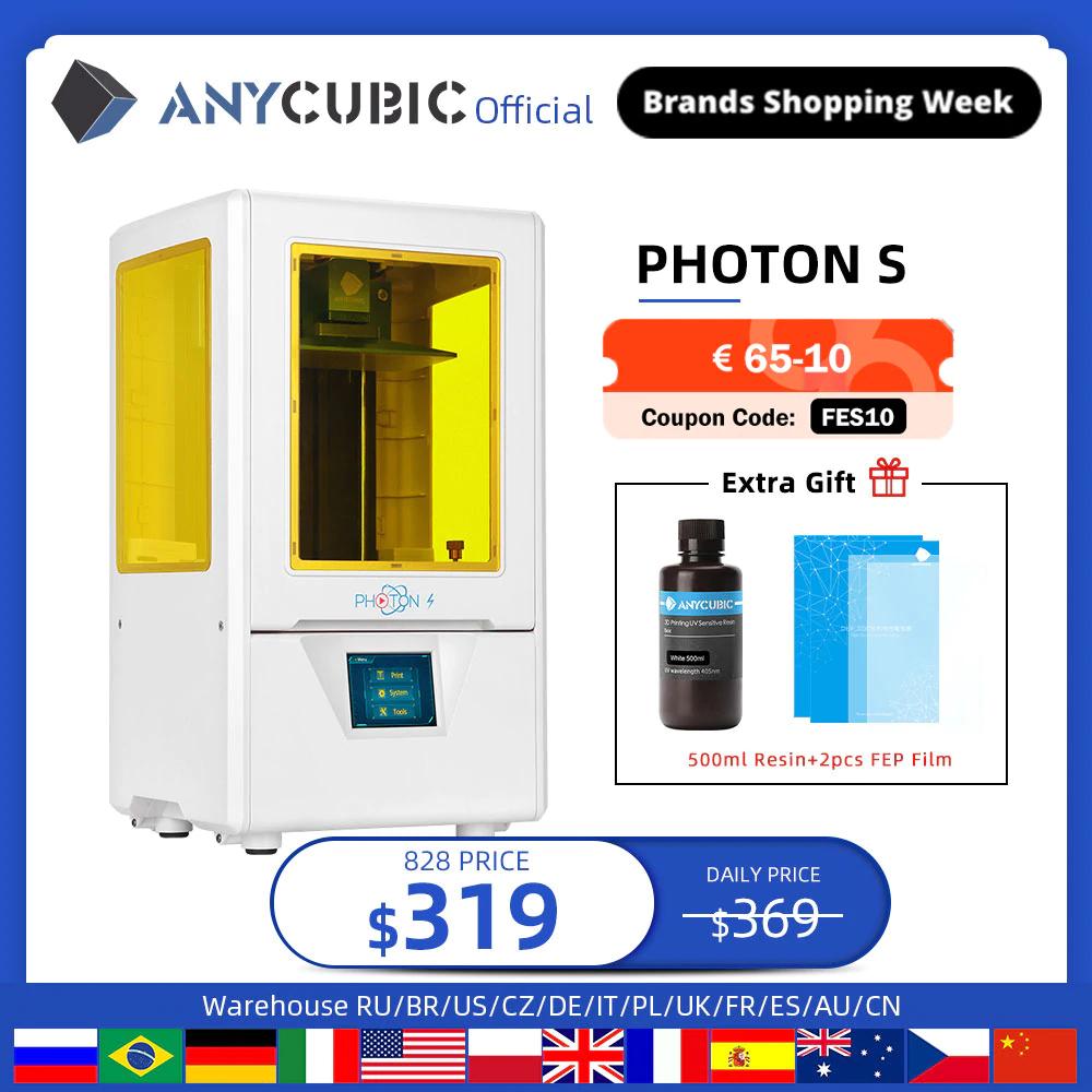 ANYCUBIC Photon-S 3D Drucker
