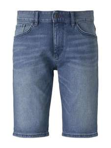 50% extra Rabatt auf ALLE reduzierten Shorts ohne MBW, z.B. Tom Tailor light stone wash denim Shorts