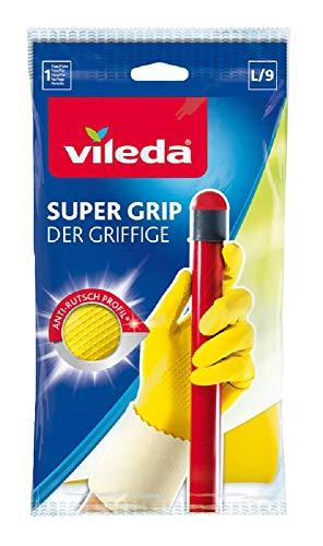 ...für die, die Größe L bei den Handschuhen brauchen: 4er-Pack Vileda Super Grip für 1,61€ (nur Amazon Prime!)