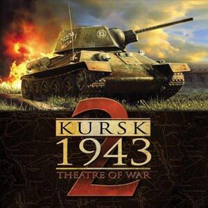 Theatre of War 2: Kursk 1943 (PC) & Theatre of War 2 - Battle for Caen DLC kostenlos (IndieGala)