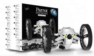 Parrot Jumping Sumo Roboter, Mini Drone für Android- Apple Smartphones und Tablets mit Kamera