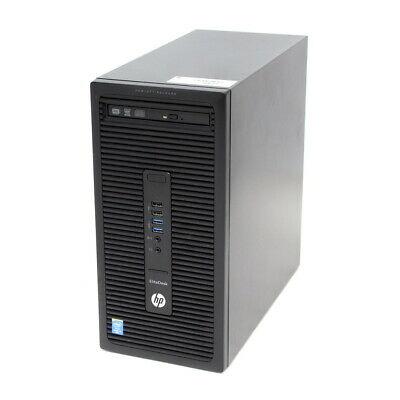 Ebay gebrauchter HP EliteDesk 700 G1 MT Core i5-4570 @ 3,2 GHz 8GB RAM 500GB SSHD Windows 10Pro