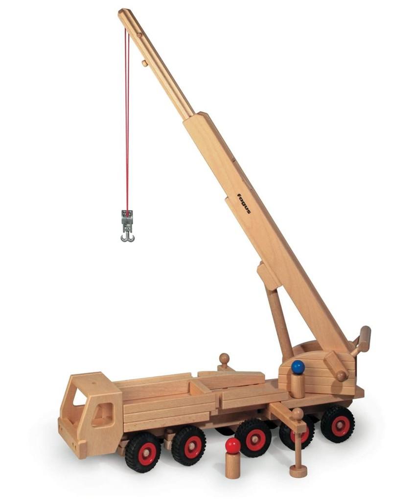 12% Rabatt auf Fagus Holzspielzeug bei Hugendubel (Hergestellt in Deutschland)